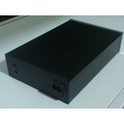 1907E Full aluminum Power amplifier chassis / AMP Enclosure / case BOX 194mm*70mm*311mm