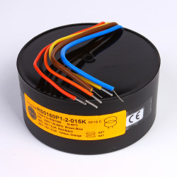 2* 15V 160W 4A RS Talema Fully Shielded Toroidal Transformer 160VA Primary Rated Voltage 230V AC