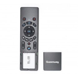 2.4G Air Mouse Remote Control with a Wireless Keyboard Touchpad built in battery T6