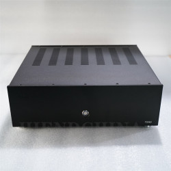 7 Channels AV power amplifier YC-7250 high power rear stage power amplifier 250W*7 8ohms 360W*7 4ohms
