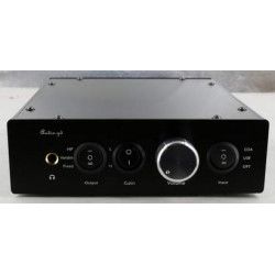 A-001 Audio - gd R2R 11(2019 Version) Unbalanced Sigle Ended Discrete Ladder Headphone  Amplifier / DAC (DSD Native / DSD / PCM