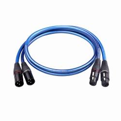 AVPLAY AV-0802 XLR Cable HiFi Audiophile Hi-end Good Quality XLR Cable 4N 0.5mm ² Cooper core 1m 1.5m 2.0m 3m 4m 5m 6m 7m 8m 9m