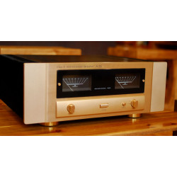 Accuphase A-35 replica Pure Class A operation 30 W x 2 into 8Ω 3 parallel push-pull configuration Instrumentation amplifier