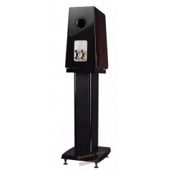 Aurum Cantus Leisure 5 bookshelf speaker APR3.1  AC165/DC50CK-0604H 6.5 inch mid-woofer driver  2-way vented-box Piano lacquer