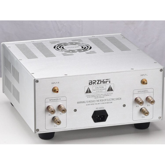C-085 copy Mcintosh MC752 single-ended pure Class A 25W*2HIFI fever power amplifier with output cow
