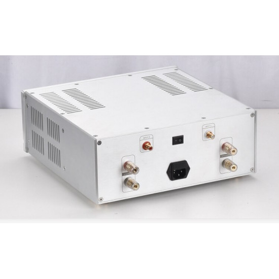 C-086 copy Mcintosh MC50 single-ended pure Class A HIFI fever power amplifier with output cow