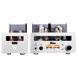 CAYIN/HA-300 earphone amplifier Headphone amplifier Three gear adjustment Independent power supply RCA 22DE4 6NS7 300B