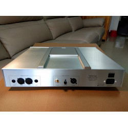 CDM4 swing laser head new recommended dual-core turntable CD Transport HIFI chassis all aluminum active audio CD Player