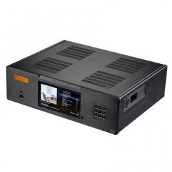 CEN GRAND 9i-AD Black Gold Ultimate Model Desktop Digital Player DSD Player 88DE3010 Blu-ray chip Support  7.1 Channels