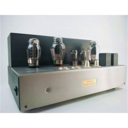 CS30-MKII single ended HiFi integrated amp audiophile amplifier 300B Vacuum tube with protective cover