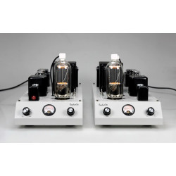 CSM05 HiFi power amplifier single ended monoblock walve amp 805 vacuum tube with protective cover.