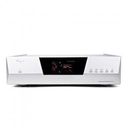 Cayin DAC19 Two Tone Desktop Decoder Vacuum Tube Dual ES9038PRO DAC DSD512 With Preamplifier Remote Control PCM 32Bit/768kHz