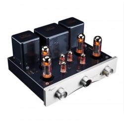 Cy-03 Cayin A-50t (eh) Vacuum Tube Integrated Amplifier Amp Tr/ul Mode Max 38w*2 El34eh X4