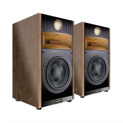 DF-A10 10-inch horn three-way 80-180W/8ohm bookshelf speaker HIFI home passive audio
