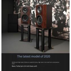 DFP 8110T HiFi hi-end speaker Diffusore Da Scaffale HIFI Coassiale Faital Pro Italia Unità di Altoparlante