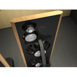 DK1825 DK1828 HiFi hi-end speaker Aperto Deflettore di crossover Altoparlante multi-canale Faital pro 1 \