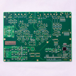 F-007 L.K.S LKS ES9018 DAC decoder suite of soft control USB DSD PCM384K four-layer board single Rev.2 suite super