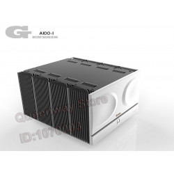 GENESIS A100-1 amplifier single channel 100W class A pure power amplifier