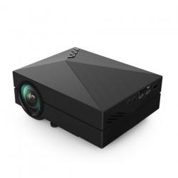 GM60 Home Theater Mini Portable HDMI USB LCD LED Mini Micro piCo 3D Projector HD 1080P Proyector Projetor Projektor Beamer