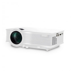 GP9 Mini Home Projector 1800 Lumens 1080P Multimedia HD LCD Proyector Home Cinema /USB/SD/AV/3.5mm