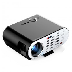 GP90 UP GP90UP Projector 3200 Lumens 1280*800 LED lamp LCD Projector for Home Theater Meeting HDMI/VGA/USB/AV Beamer