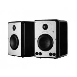 H5MKII Wireless 2.0 Multimedia Bookshelf Speakers High-fidelity Bluetooth WiFi Monitor Speakers 2-way 4th-order vented speaker