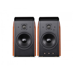 HIVI  Multimedia M300 Bluetooth Bookshelf Speakers Compact HiFi Active Speaker 6.5\