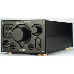 HPA-A281 Hi-end Balanced headphone earphone Amplifier AMP Digital XLR/RCA Stereo Copy/Referential Violectric HPA V281 PREAMP