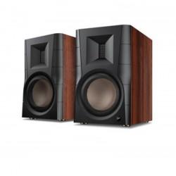 HV04 HiVi Swans D300 hifi Stereo Active Bluetooth 5.0 Bookshelf Speakers Desktop Audio 6.5-inch woofer/ isomagnetic band tweeter
