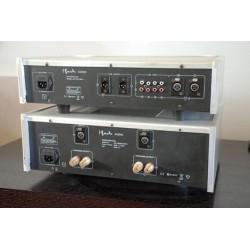 I-026 JUNGSON Amazing2 PRE Amplifier and Power Amplifier/AMP 80Wx2 HIFI mono AMP mono amp SANKEN C4883 A1859 Tube Toshiba Tube