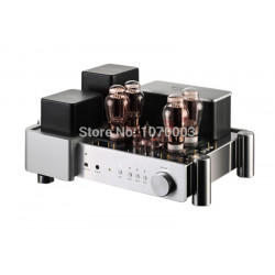 J-006 YAQIN MS-2A3 New Version Vacuum Tube class AB1 Power Amplifier 2A3Cx4 SRPP Circuit 2x10W 110V/220V Home Power Amplifier