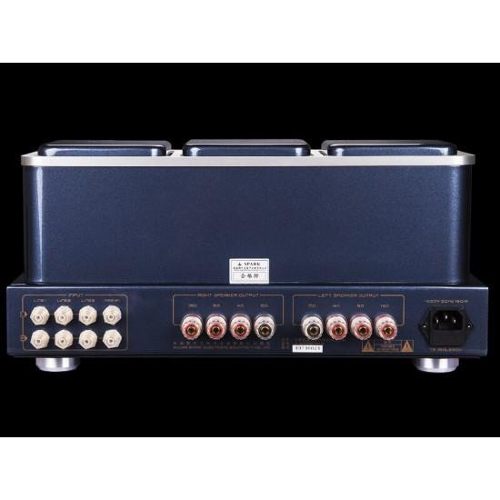 K-003  Cayin A-300B MKII vacuum Tube amplifier Tube 300Bx2 single-ended Class A power amplifier PRE-in Mono amplifier 8W*2