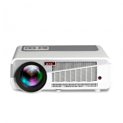 LED 86+ Basic Version Projector for Home Theate Business 4800 Lumens Bluetooth Support FULL HD 1080P VGA HDMI WIFI Beamer