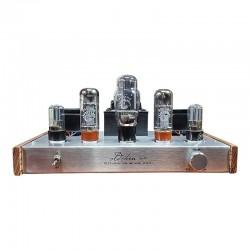 LaoChen EL34 Tube Amplifier HIFI Single-ended Class A Oldchen handmade scaffolding Amp