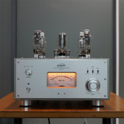 Line Magnetic Tube Amplifier LM-210IA Integrated Amp Single Ended 300B*2 5U4G*2 8W*2