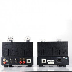 Little Dot LD-Y2 6SH7 JJ 300B Tube Full Balanced Tube Power Amplifier HIFi Headphone AMP Earphone Amplifier Split Power Supply
