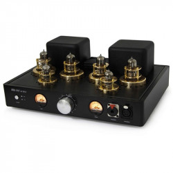 Little Dot MK VIII SE MK 8 SE Balanced Tube Pre AMP Amplifier Headphone Amplifier 2x 12AT7, 4x 6H30PI XLR input output
