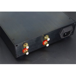 M-003 FI Preamplifier Finished Product OPA2604 LME49720 Class A Power Amplifier With Three Sections of Volume