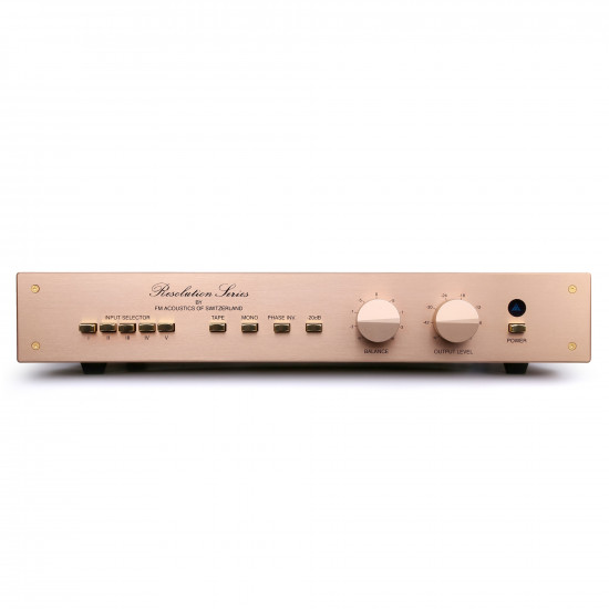 M-005 Study Switzerland FM255MKII pre-amplifier Preamplifier Pre AMP Preamp Pre-amplifier Pre Amplifier FM711MKII