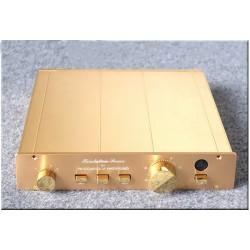 M-008 Study/Copy FM ACOUSTICS FM155 pre amplifier preamp pre-amp pre-amplifier about 99% Direct cloning amp's sound