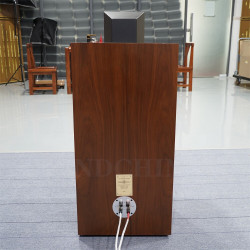 M-012 12 Inch Passive HiFi Speaker Fever Grade Wooden Twelve Household 15 Imported 10 Horn Coaxial Woofer 150W