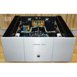 N-052 Class A stereo power amplifier low noise study copy pass A5 version 60W*2