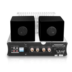 DX-925 Amplifier Hi-Fi Power Amplifier tube AMP Bluetooth Amplifier Hybrid Single-Ended Class A Power Amp
