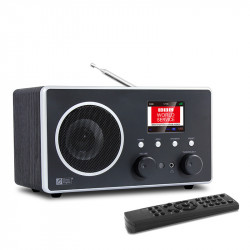 Ocean Digital DB-280C DB-825C DB-230B DAB/DAB+/FM Radio DAB+ Digital Radio Bluetooth Dual alarm Multi-language Menu