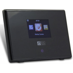 Ocean Digital Radio Tuner Modelc  IRT-0C  WiFi WLAN Internet Radio with Bluetooth Receiver, UPnP&DLNA, Audio Out Desktop