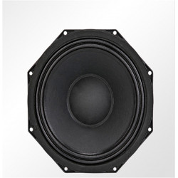 PA-013 Professional Audio 10 Inch Middle woofer speaker Unit 65mm 8 ohm 250W 96dB