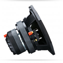 PA-075 Professional Audio 8 Inch Coaxial speaker Unit 50mm 8 ohm Tweeter 50W 103dB woofer 150W 94dB