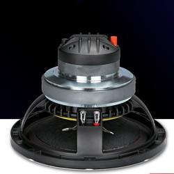 PA-076 Professional Audio 10 Inch Coaxial speaker Unit 65mm 8 ohm tweeter 50W 104dB woofer 250W 95dB