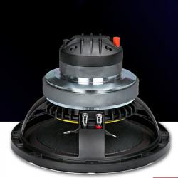 PA-077 Professional Audio 12 Inch Coaxial speaker Unit 75mm 8 ohm tweeter 50W 107dB woofer 350W 99dB