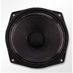 PA-081 Professional Audio 8 Inch Coaxial speaker Unit 50mm 8 ohm Tweeter 50W 104dB Woofer 150W 97dB